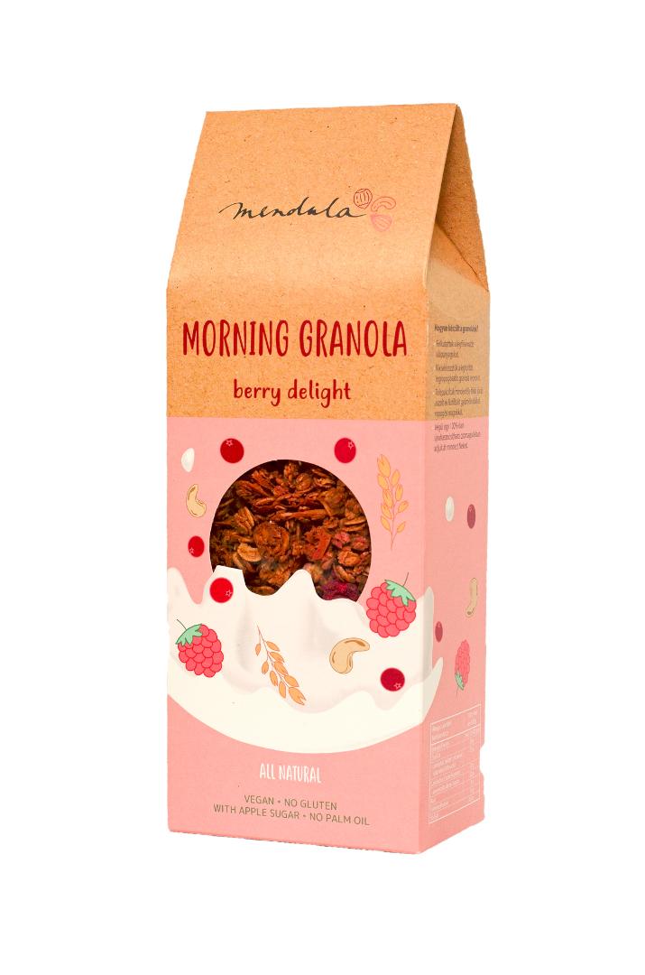 berry delight granola