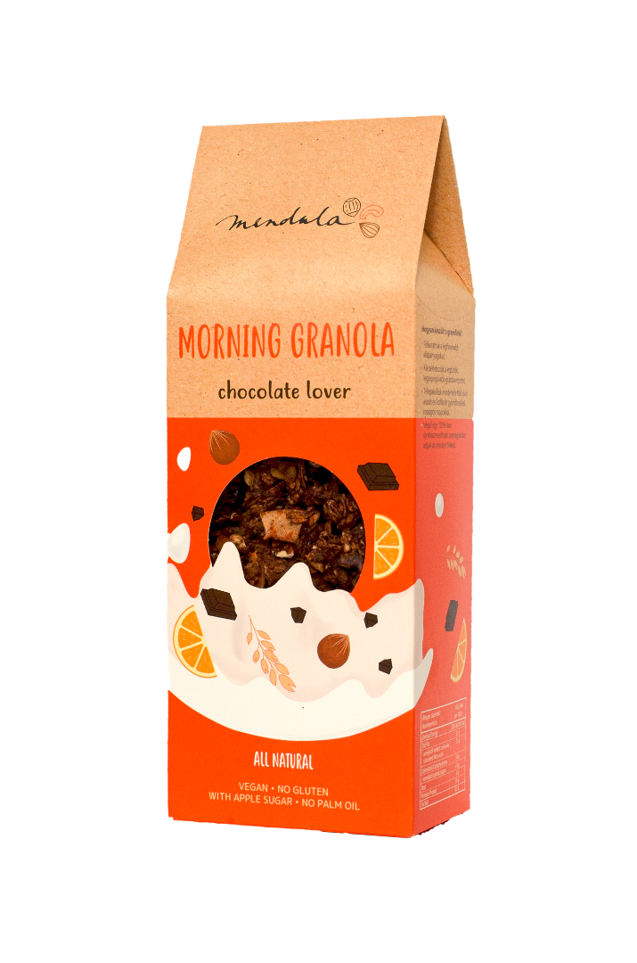 chocolate lover granola