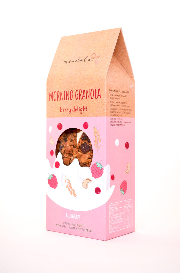 berry delight granola