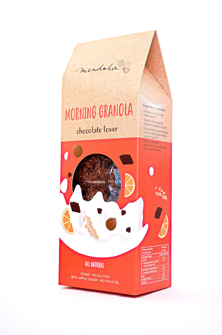 Chocolate lover granola